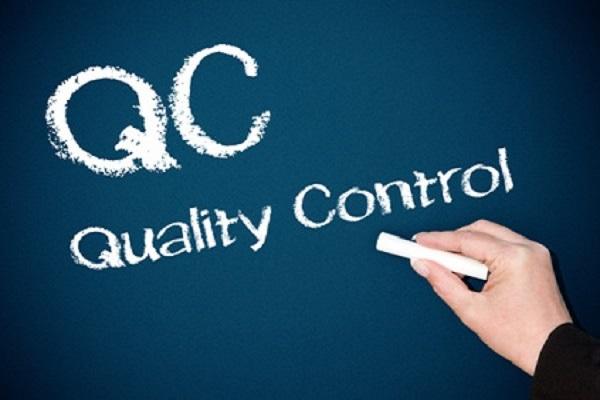 QC – Quality Control